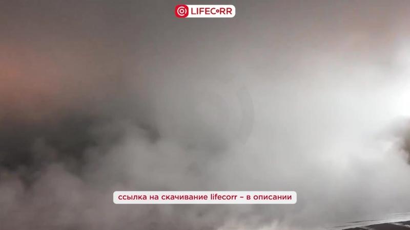 Прорыв трубы с горячей водой парализовал движение в тоннеле на юге Москвы