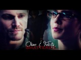 arrow oliver + felicity I lost who I am 2x22