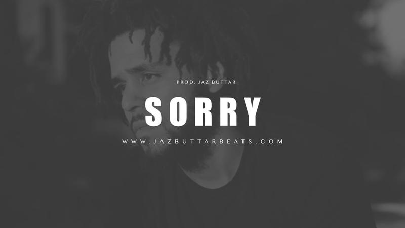"J Cole Type Beat - Sorry | Royce Da 5'9"" x Logic | Hip Hop Rap Beat Instrumental 2019"