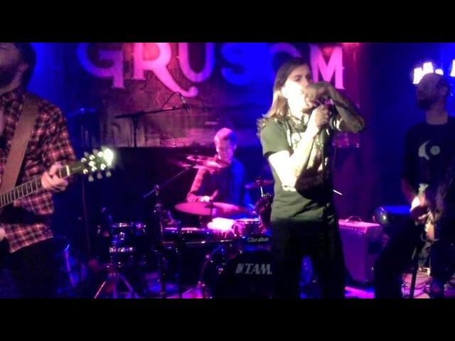 Grusom - The Reaper - Live på Harders