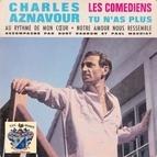 Charles Aznavour альбом Les comédiens