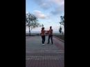 САЛЬСАТЕКА на на набережной 30 09 2018 V Бачата