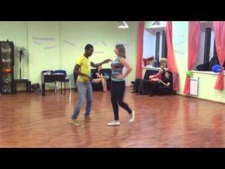 Bachata in Mambo GROUP (Junior and Svetlana)