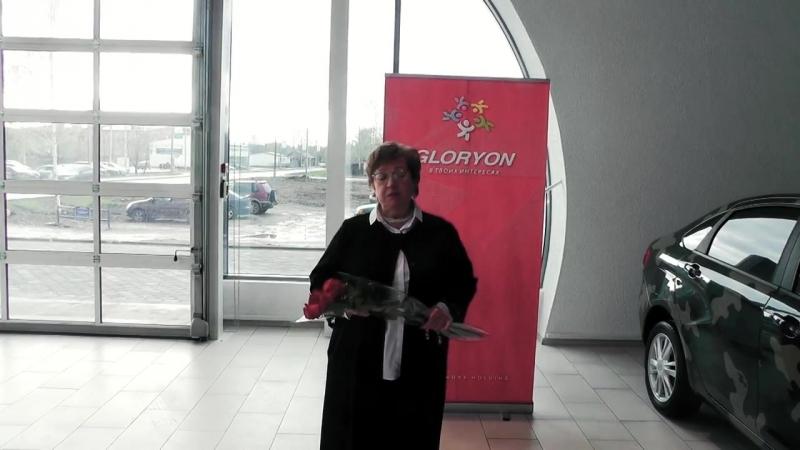 Gloryon Auto Club_ интервью с Мастером Людмилой Титовой