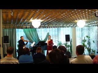 Bach Erbarme dich - Olga Guseva
