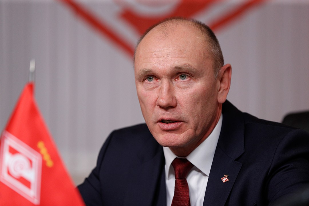 Поздравляем Сергея Юрьевича Родионова!