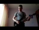 Killswitch Engage My Last Serenade guitar cover