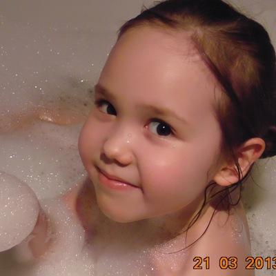 Эвелина Акбашева, 8 января , Пермь, id188594343