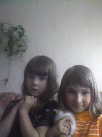 Даша Барисова, 25 июля 1998, Тихвин, id182468520