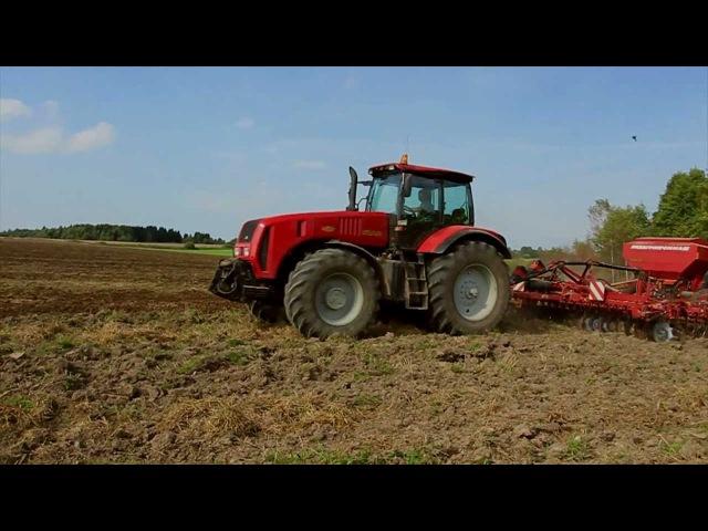 Minsk Tractor Works - MTZ 3522