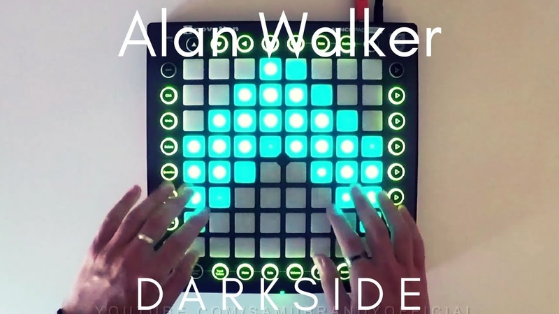 Alan Walker - Darkside feat. Au/Ra and Tomine Harket Launchpad Pro Cover