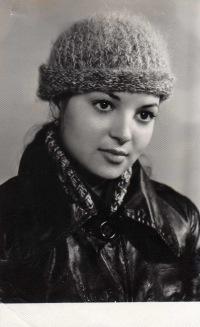 Halina Burkhanova, 19 июня 1962, Львов, id178409685