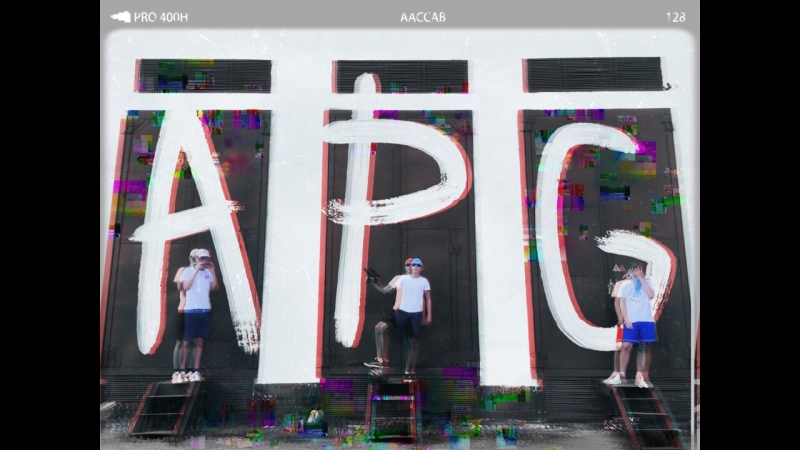 Textoviq x Eazy-V1N - APG(Official Music Video)