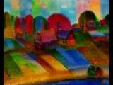 Interview with Mikola Bushchyk, a Belarusian artist-expressionist.avi