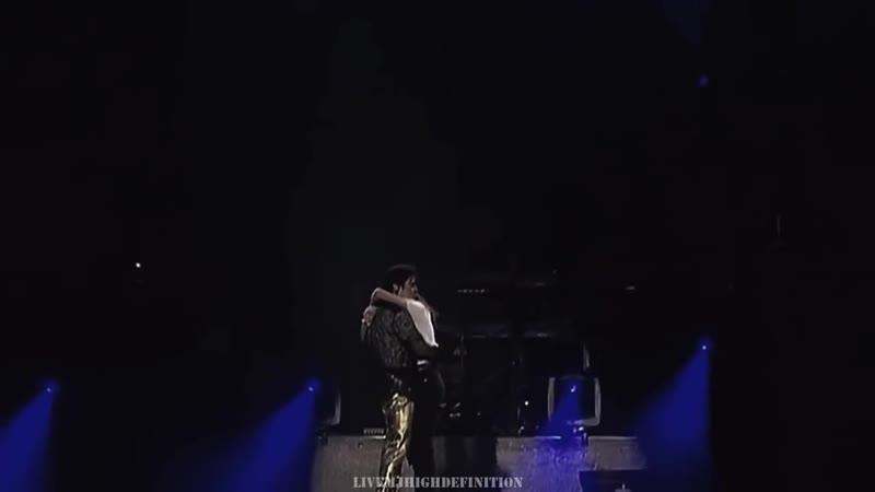 Michael Jackson - You Are Not Alone - Live Munich 1997 - Widescreen HD ( 720 X 1280 )
