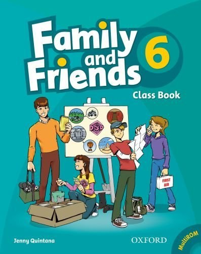 Family and Friends 6 [Oxford]