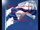Suomi Lippulaulu Sanat