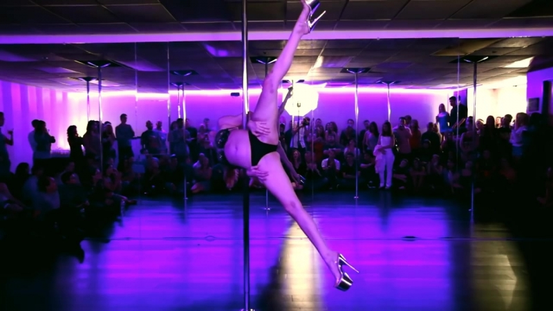 Emmy Pole Dance Performance In This Moment Whore