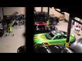 Mercedes AMG GTR project KICK-ASS