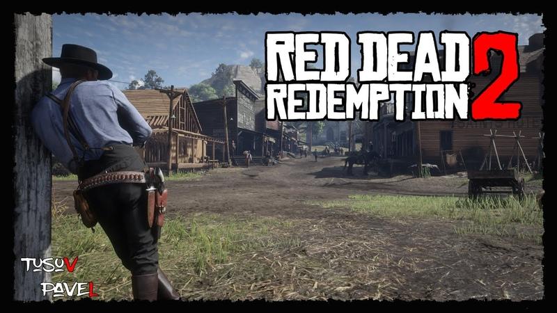 Зарабатываем деньги для процветания Red Dead Redemption II Прохождение Сюжета Павел Тусов