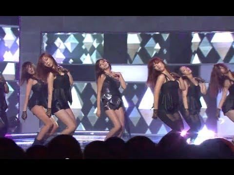 Son Dam-bi - Tears pouring down, 손담비 - 눈물이 주르륵, Music Core 20121124