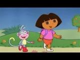 Даша-путешественница / Даша-следопыт / Dora the Explorer - 1 сезон 23 серия