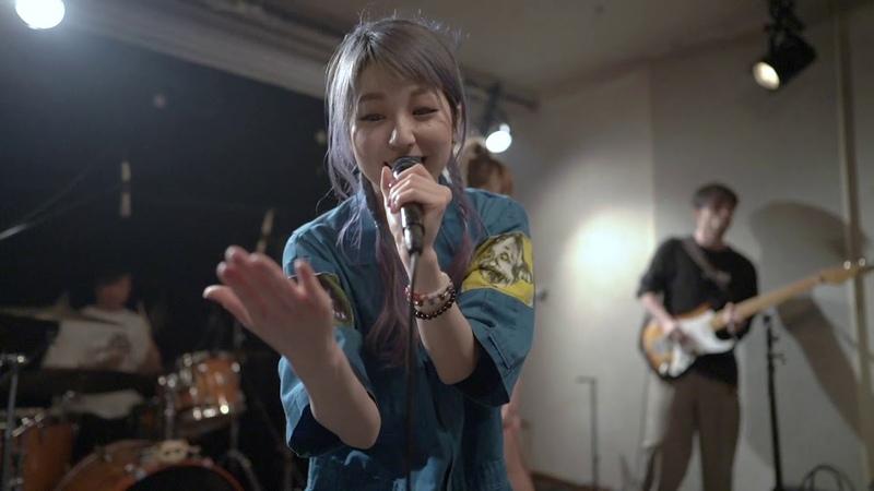 2019 02 17 おやすみホログラム x Dr アヒトイナザワ band set before machine song note slow dancer