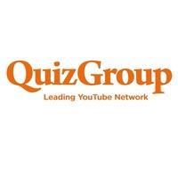 Партнерка для ютуба QuizGroup - логотип