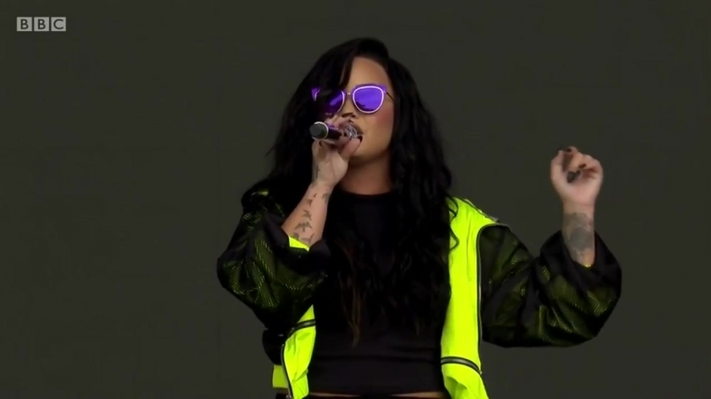Demi Lovato- Confident Cool For The Summer. Sorry Not Sorry Tell Me You Love Me. Échame la Culpa Luis Fonsi, BBC Weekend