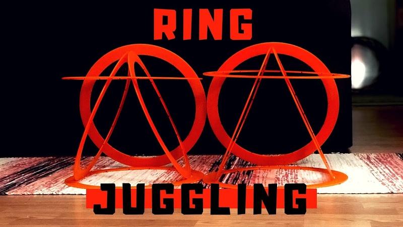 Ringing Around juggling video
