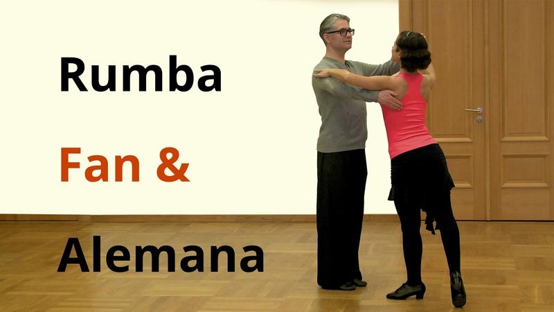Rumba Basics - Fan and Alemana | Latin Dance