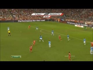 Бавария Мюнхен - Манчестер Сити 2-1 (1 августа 2013 г, Кубок Ауди)