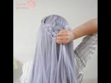 Какая красивая коса