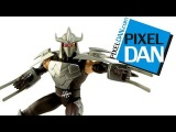 Nickelodeon Teenage Mutant Ninja Turtles 11 Inch Shredder Figure Video Review