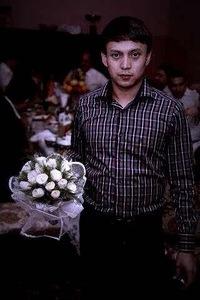 Tohir Saliev, 25 февраля 1997, Челябинск, id165161441
