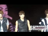 120922 SMTOWN in Jakarta SHINee Introduction