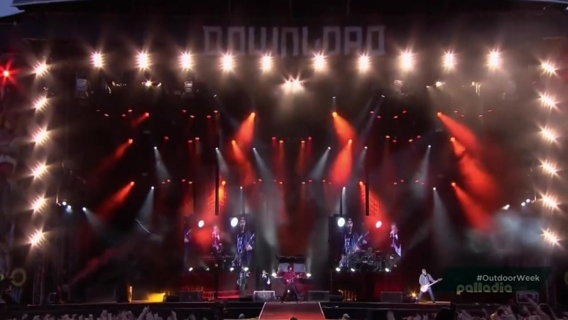 Linkin Park - One Step Closer (Download Festival 2014) HD.mp4