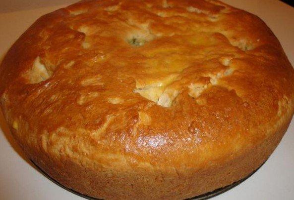 Тесто для любого пирога Ингредиенты: 3,5 стакана