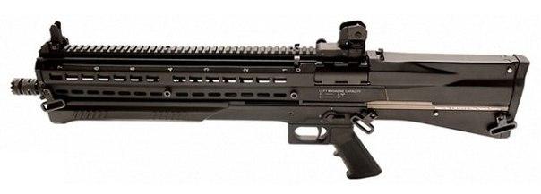 Дробовик UTAS UTS-15 (вид слева).  История ружья UTS-15 началась в 2006 году, когда известная американская компания...