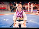 Championship of Russian National Federation Fudokan - Shotokan Karate-do. Nikita Zhamkov
