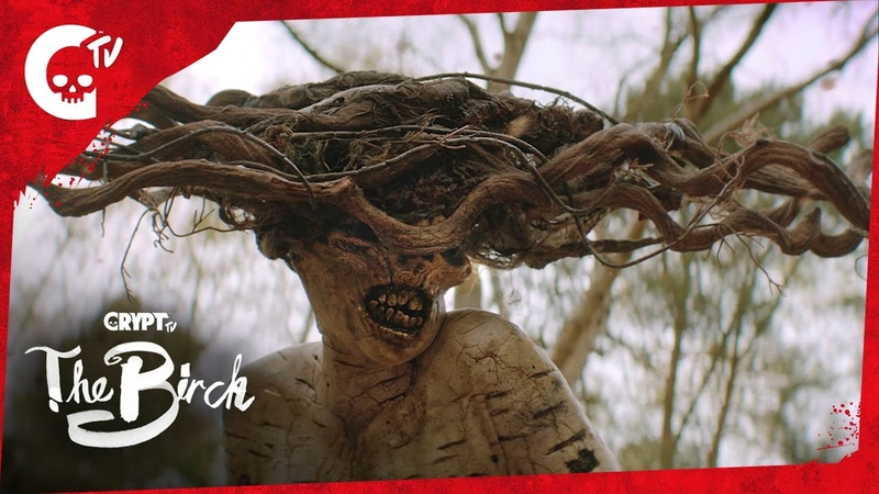 The Birch   The Protector   Crypt TV Monster Universe   Short Horror Film