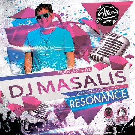DJ MASALIS - RESONANCE PODCAST 04 (2018)