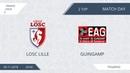 AFL18. France. Ligue 2. Group A2. Day 2. LOSC Lille - Guingamp.
