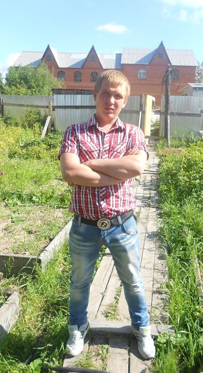 Артем Сергеев, 17 июня 1992, Нягань, id199927031