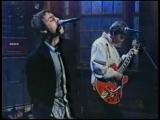Oasis - Acquiesce (Live Saturday Night Live 1997)