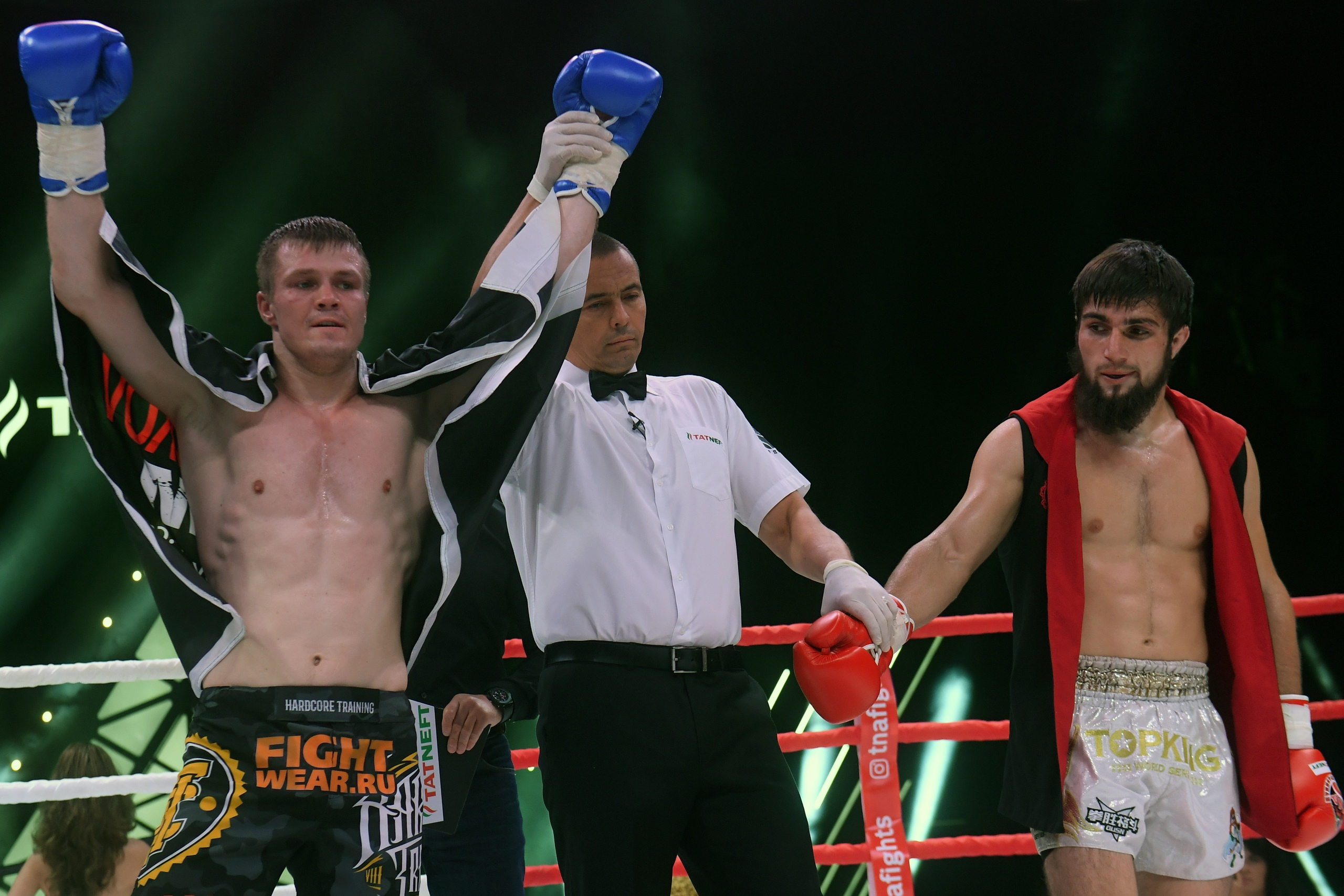 kickbox moscow winner