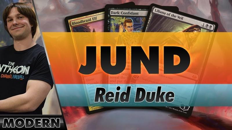 Jund - Modern | Channel Reid