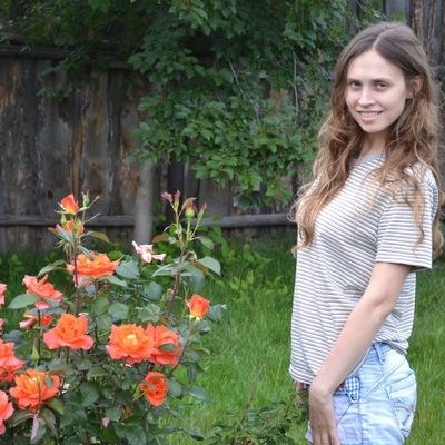 Яна Виноградова, 13 мая 1986, Екатеринбург, id4113597