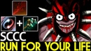 SCCC [Bloodseeker] Run For your Life 7.18 Dota 2