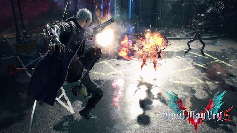 Devil May Cry 5 OST Dynamic Devil Trigger D-S Rank(High Quality)